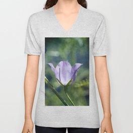 Bell flower Unisex V-Neck