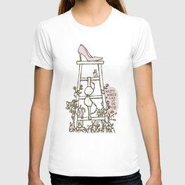 Nasty Women Like It On Top T-shirt
