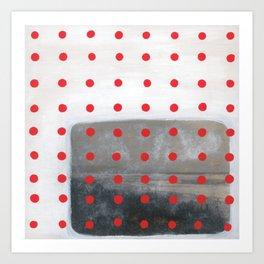 Pattern & Memory Art Print