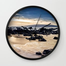 Keawakapu Kahaulani Aloha Wailea Wall Clock