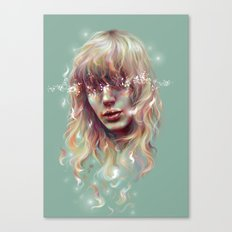 Enlighten Me Canvas Print