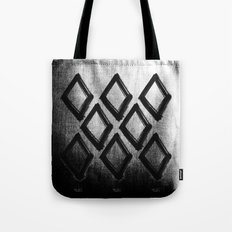 Rhombus Tote Bag