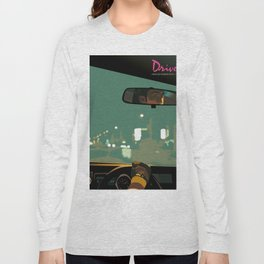 Drive movie poster Long Sleeve T-shirt