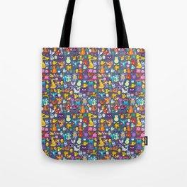 Pocket Collection 3 Tote Bag