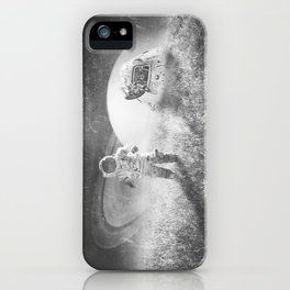 Familiar Planet iPhone Case