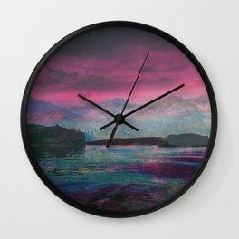 Atmosphere's Playground Wall Clock