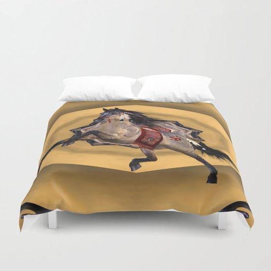 HORSE - Dreamweaver Duvet Cover