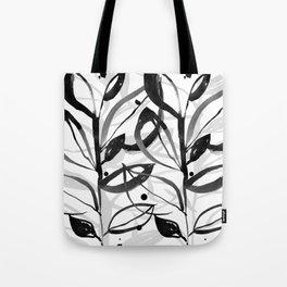 Botanical Joy No.7A by Kathy Morton Stanion Tote Bag