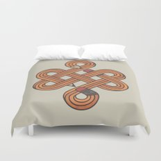 Endless Creativity Duvet Cover