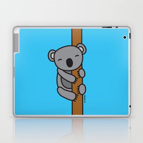 Cute Koala Laptop & iPad Skin
