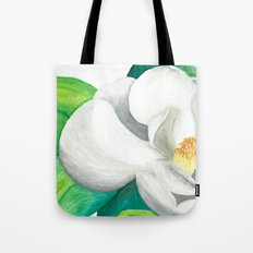 Magnolia in Bloom Tote Bag