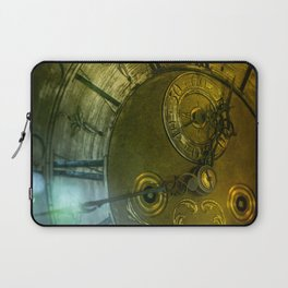Father Time Laptop Sleeve