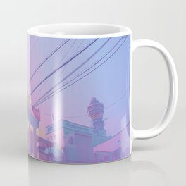 Anime Vibes Coffee Mug