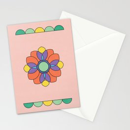Flower in your space #546   Stationery Cards