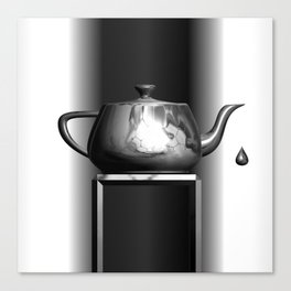 One Drop Left Canvas Print
