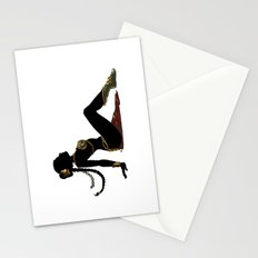 Slave Leia Mudflap Stationery Cards