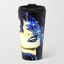 Baby, You're A Star : Royal Midnight Blue Travel Mug