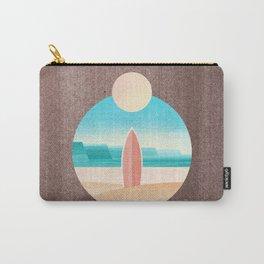 LANDSHAPES / Surfers Paradise Carry-All Pouch