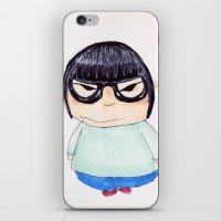 korea iPhone & iPod Skins featuring Korea by amaiaacilu