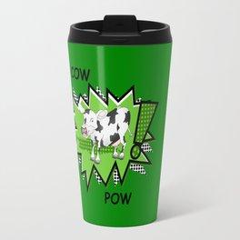 Cow Pow Travel Mug