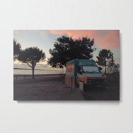 strandbarvan Metal Print