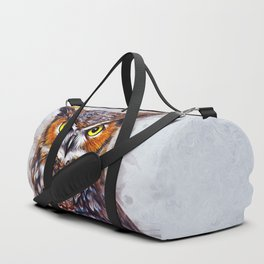 Wise Owl Duffle Bag