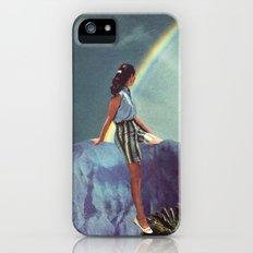 GET OVER IT Slim Case iPhone (5, 5s)