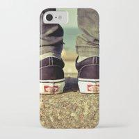 vans iPhone & iPod Cases featuring vans II. by Zsolt Kudar