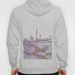 Dubai Skyline UAE Hoody