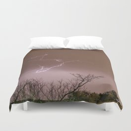 Amplified Duvet Cover