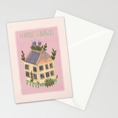 Home Grown Stationery Cards