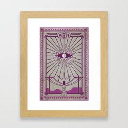 Welcome... to NightVale Framed Art Print