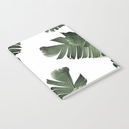 Banana Leaf Frenzy #society6 Notebook