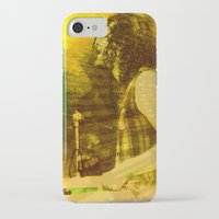 drums iPhone & iPod Cases featuring playing opium drums by ARTito