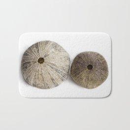Sea Urchin Shells Bath Mat
