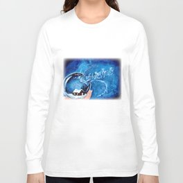 The Snow Globe Long Sleeve T-shirt