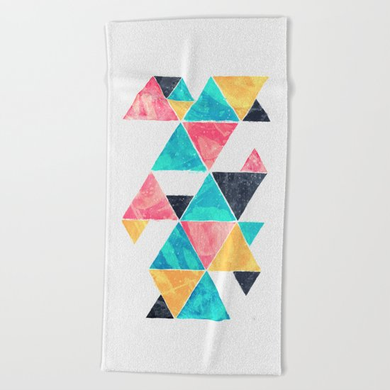 Equipoise Beach Towel