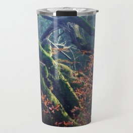 Old mens feet Travel Mug