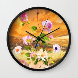 Just Beautiful Wall Clock