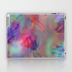 Electro Jellyfish Ball Laptop & iPad Skin