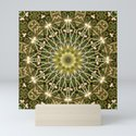 Geometric Forest Mandala by webgrrl
