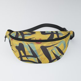 composition - already Fanny Pack