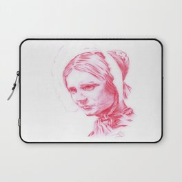 Jane Eyre glowing Laptop Sleeve