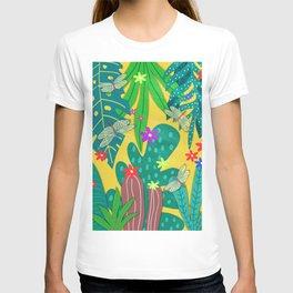 Fantasy Botanical #8 T-shirt