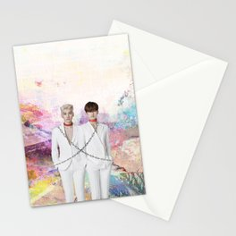 Chained Up Hyuken Stationery Cards