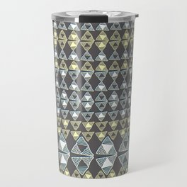 Ethnic Ornament / Canarys Curtain Travel Mug