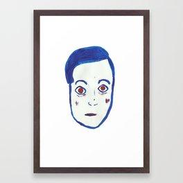 Little John roo Framed Art Print