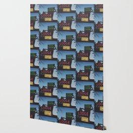 Pine Creek Lodge Wallpaper