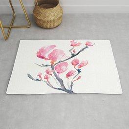 Japanese Magnolia Rug