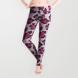 Cheetah print with new feel. Size & colors can be customized too. Feel free to contact us. Leggings